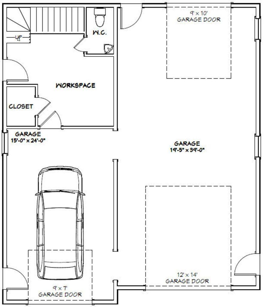 36x42-House-Plans-1-Bedroom-1.5-Bath-853-sq-ft-PDF-Floor-Plan-1-1