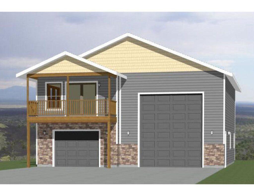 36x42-House-Plans-1-Bedroom-1.5-Bath-853-sq-ft-PDF-Floor-Plan-3d